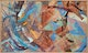 Thumbnail of Artwork by Don Reichert,  Untitled (Abstraction in Blues)