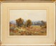 Thumbnail of Artwork by Frederick Henry Brigden,  Bringing in the Hay