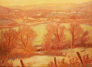 Artwork by Helmut Gransow, Eastern Townships
