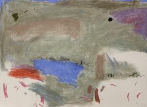 Artwork by John Hartman, Untitled Abstract