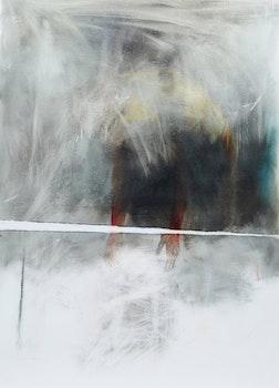 Artwork by Rick Burns, Body Transparent (Reach)