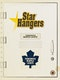 Thumbnail of Artwork by Patrick Amiot,  Star Hangers: Toronto Maple Leafs