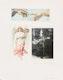 Thumbnail of Artwork by Carl Beam,  Blackfoot split-horn bonnet; Robert Johnson; Durer